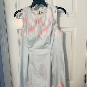 Ellie Tahari sleeveless dress